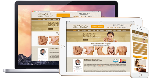 Responsive Design by Centaur Marketing
